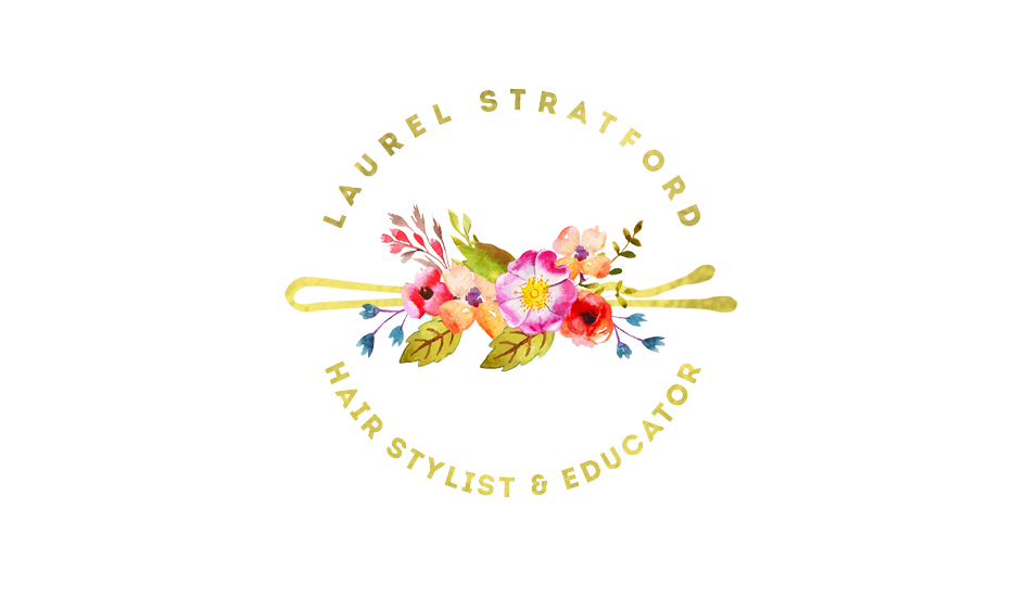 Laurel Stratford Hair Stylist logo